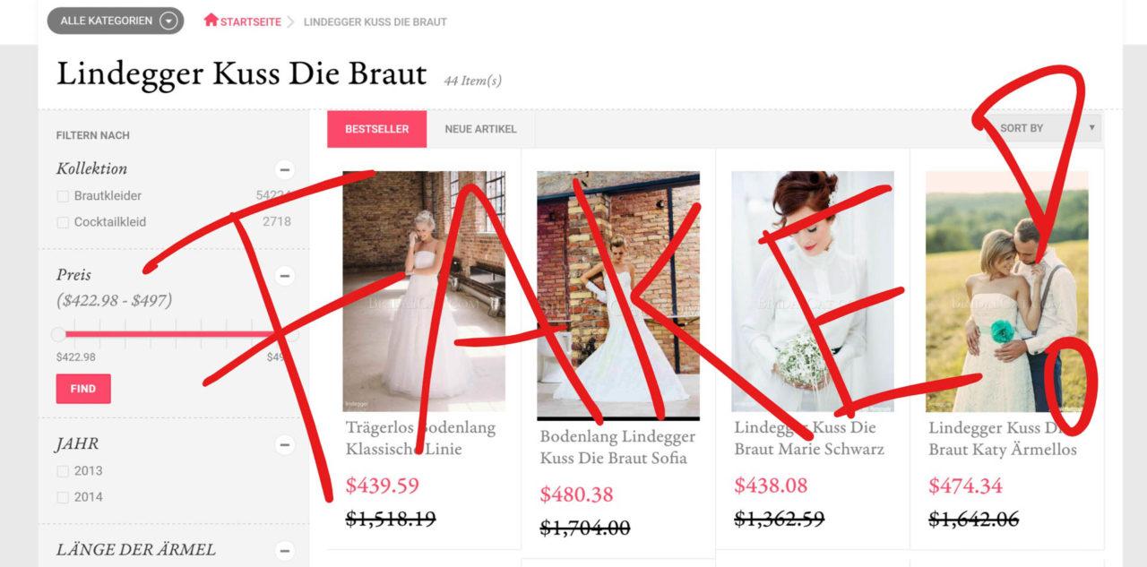küssdiebraut Brautkleider online kaufen