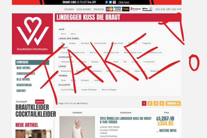 küssdiebraut Brautkleider günstig online kaufen