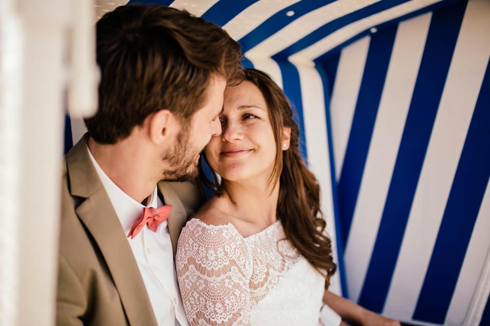Hochzeitskleid Style real Bride