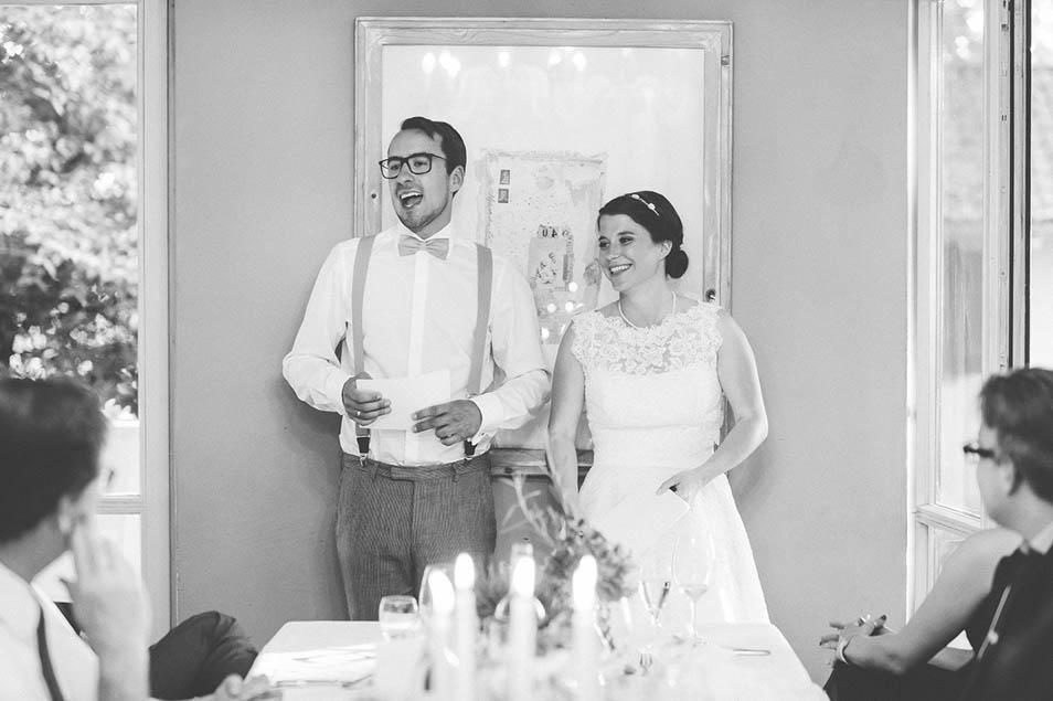 Hochzeistrede Brautpaar