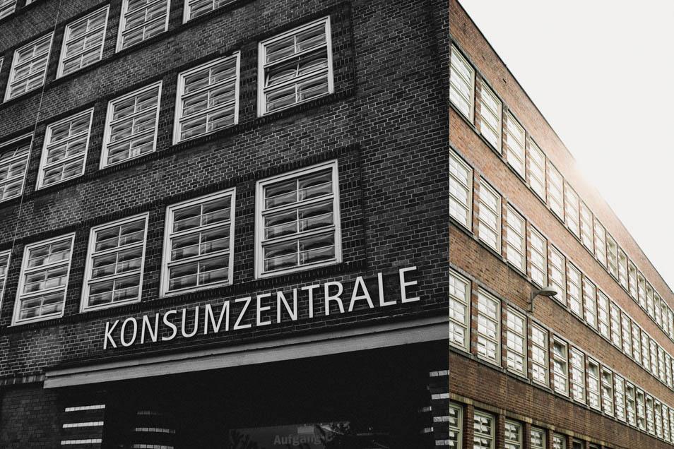 Hochzeitslocation Konsumzentrale in Leipzig