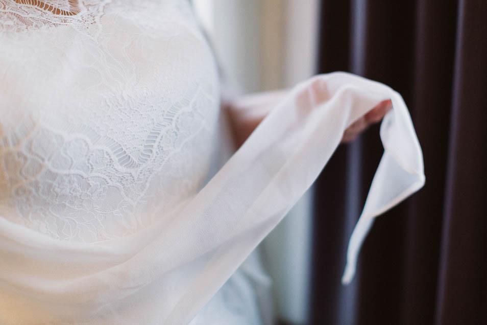 Brautkleider Übergröße Details