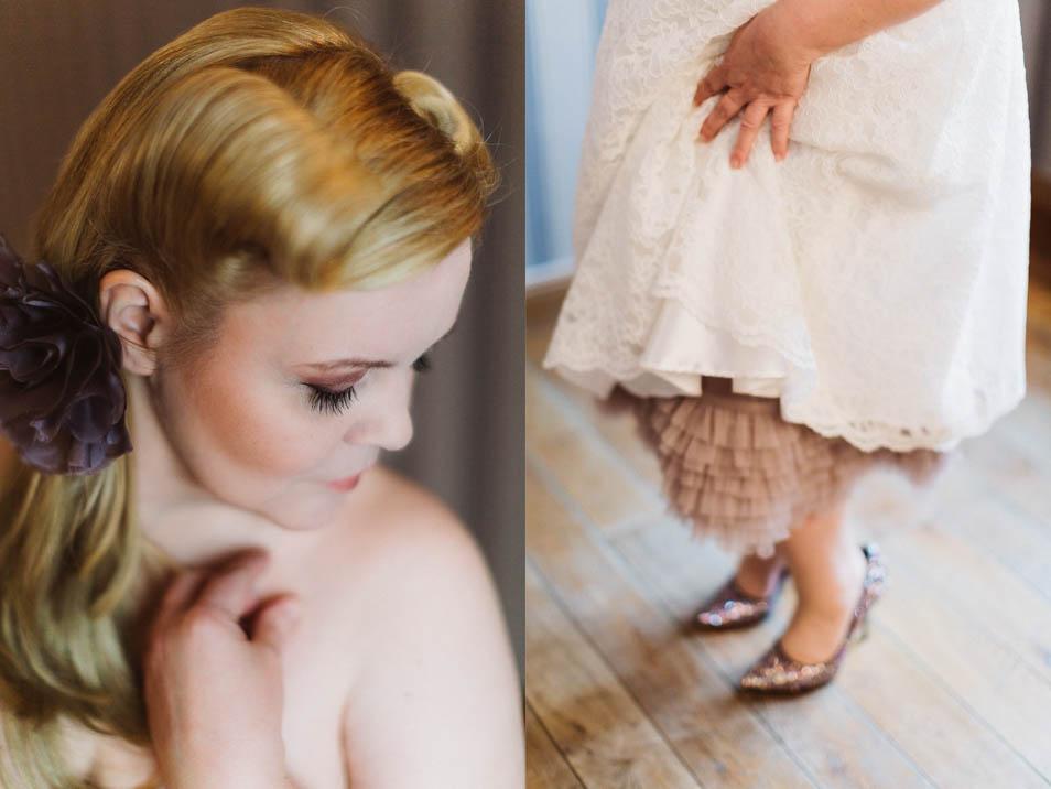 Brautkleider Übergröße mit Petticoat