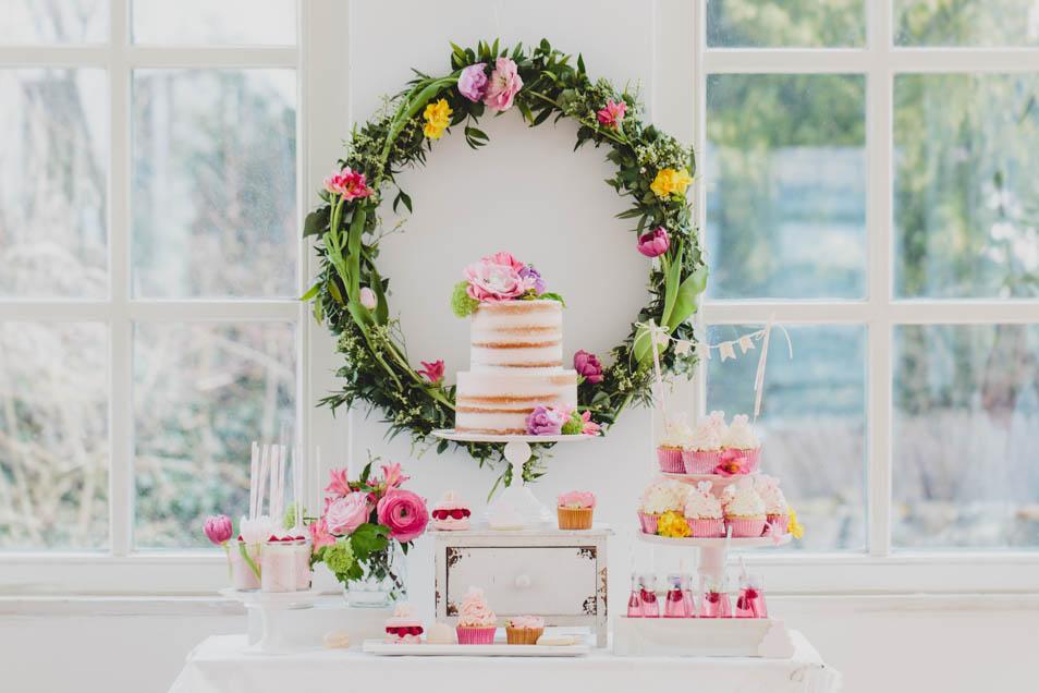 Sweet Table Hochzeit