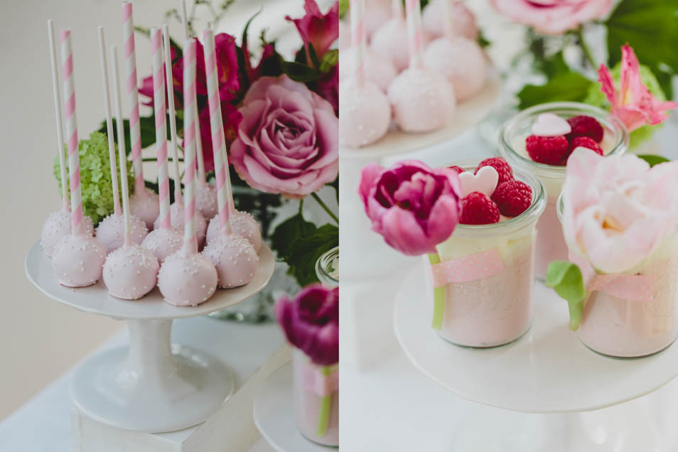 Cakepops für den Sweet Table