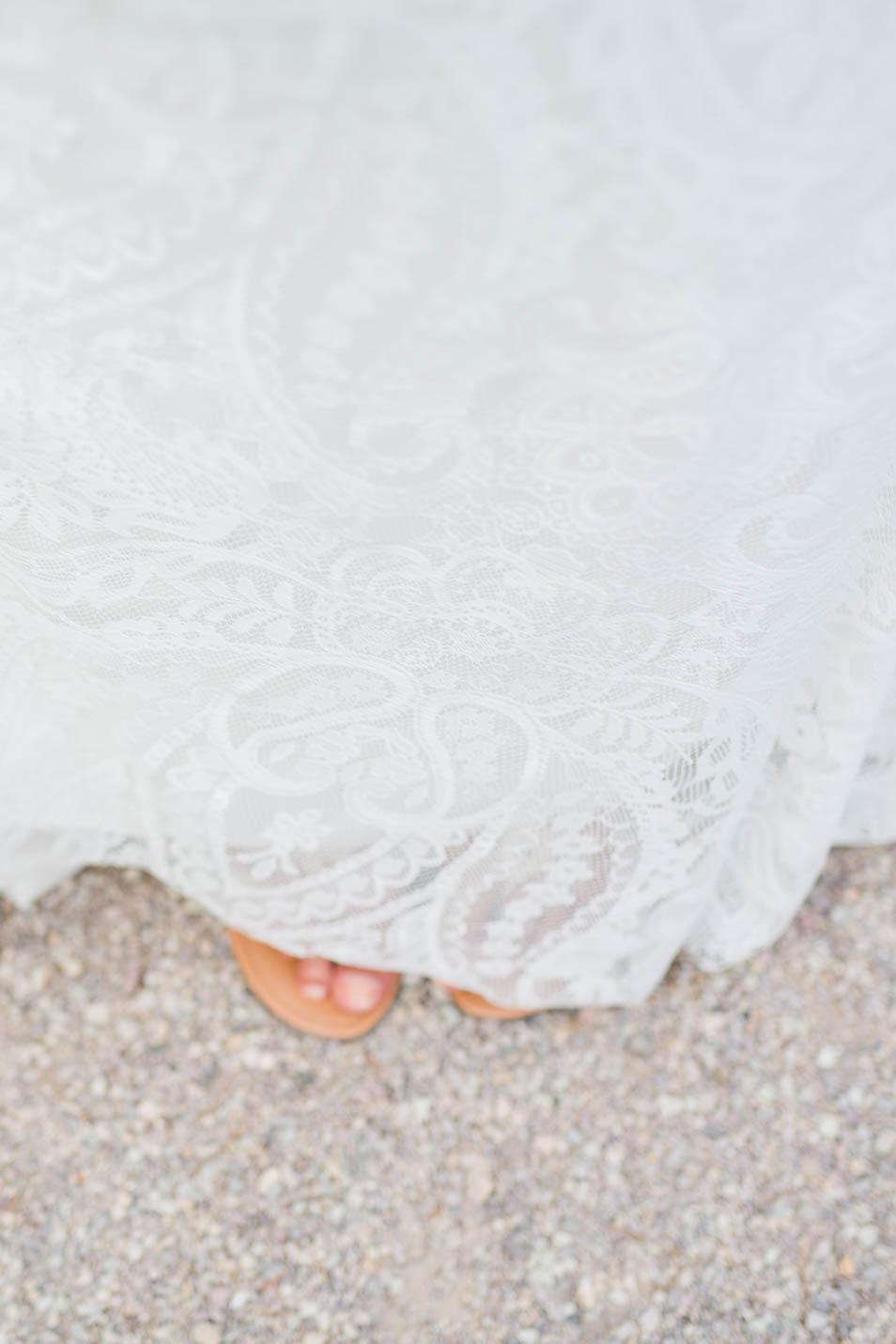schwanger heiraten in Spitze