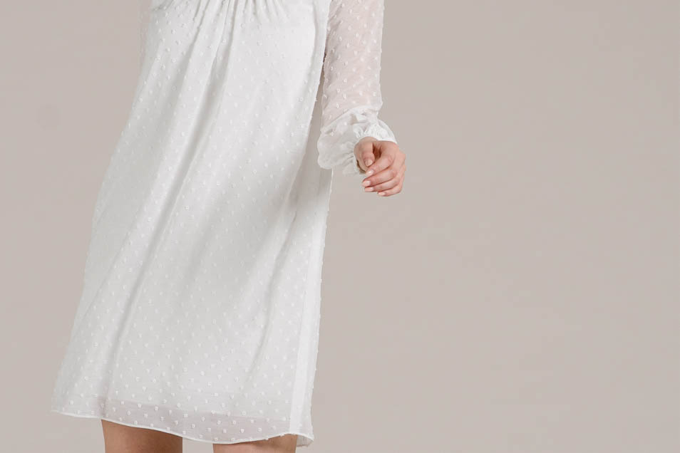 Brautkleider 2018 mit Mustern