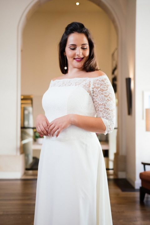 Brautkleider Gr 48 | Brautkleider Grosse Grossen Moderne Hochzeitskleider In 48 50 Und 52