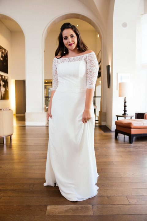 Brautkleider Grosse Grossen Moderne Hochzeitskleider In 48 50 Und 52