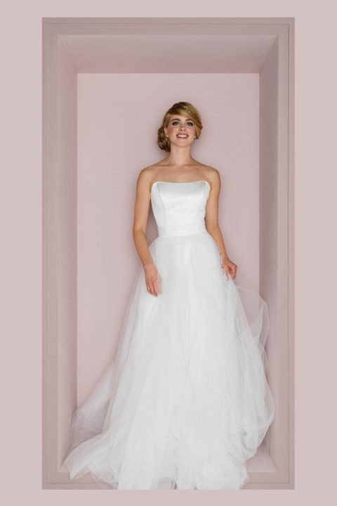 Braut Tüllrock