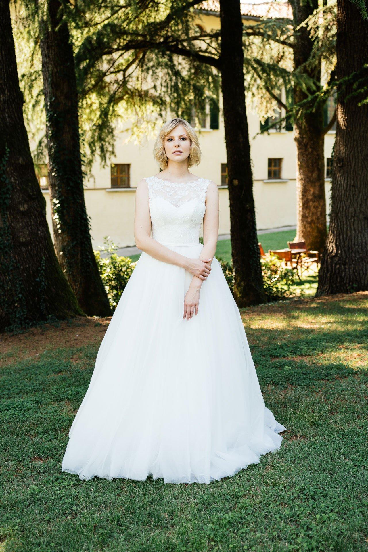 Duchesse Brautkleid