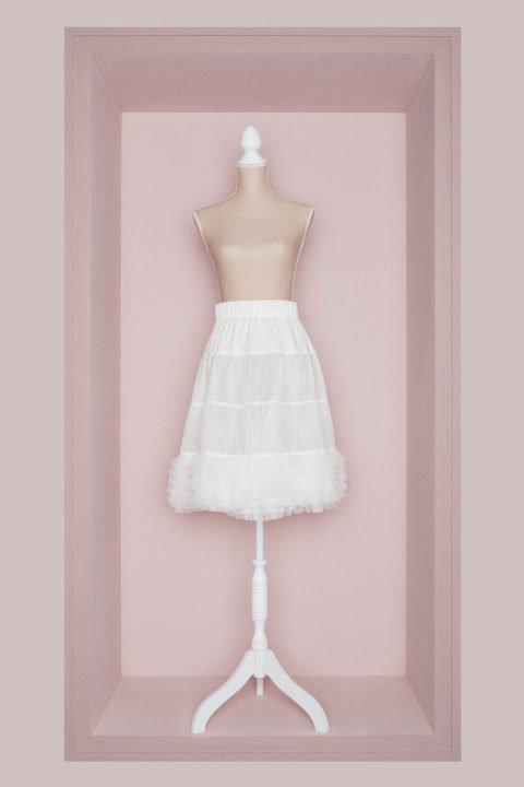 Petticoat Brautkleid Pearl