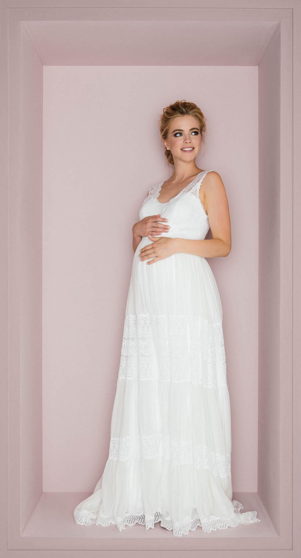 Brautkleid fur schwangere