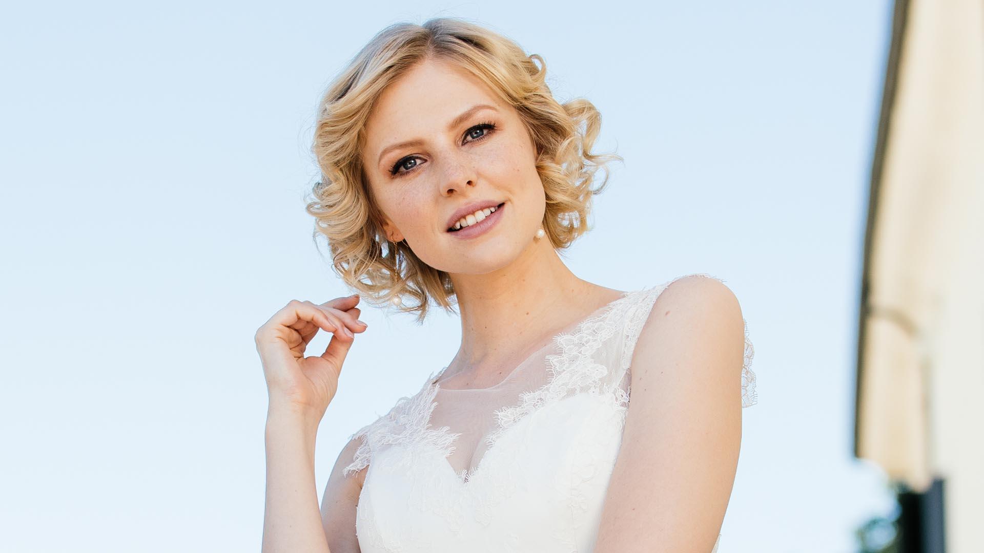 Brautschmuck zum sexy Brautkleid