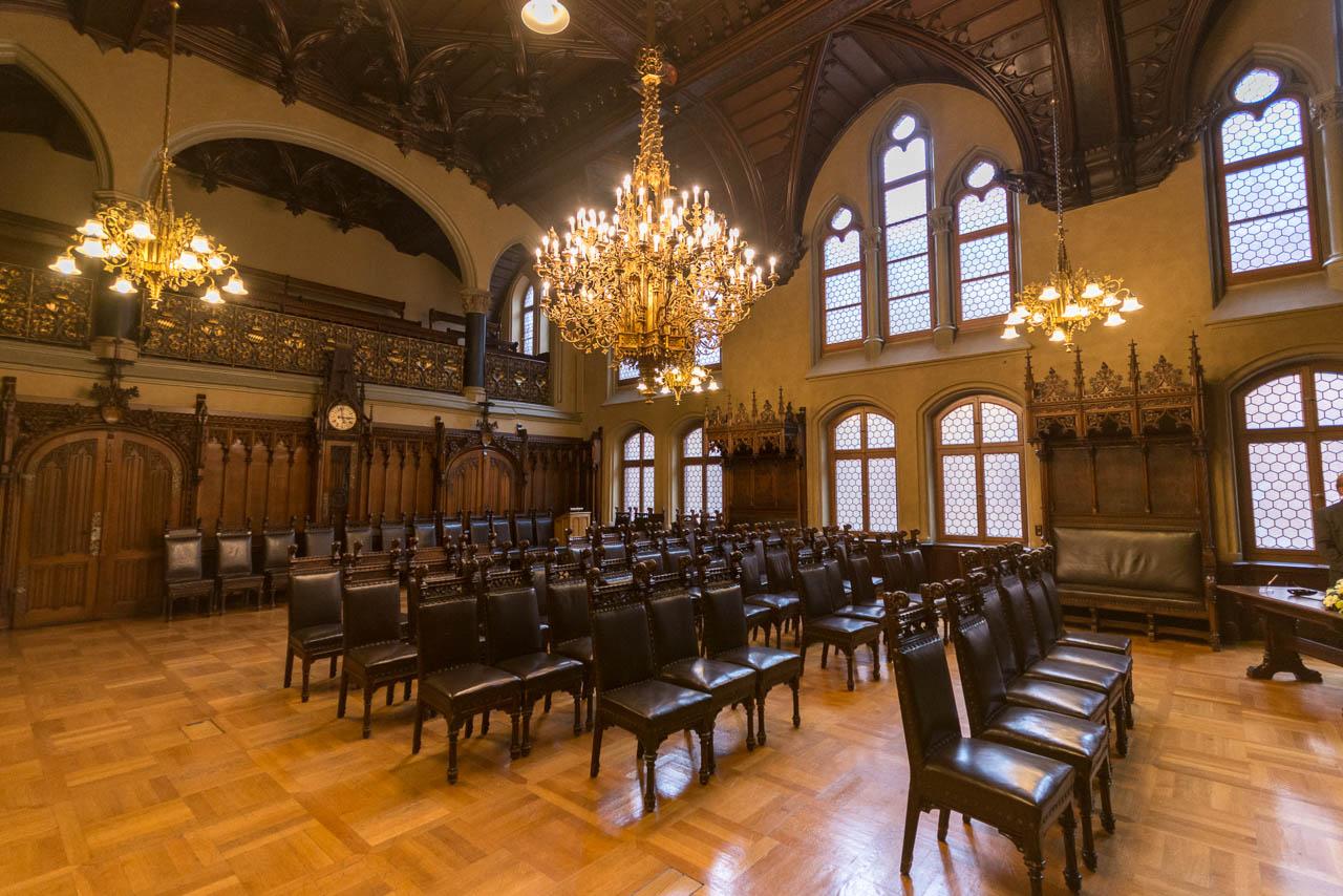 Kleiner Sitzungssaal am Marienplatz