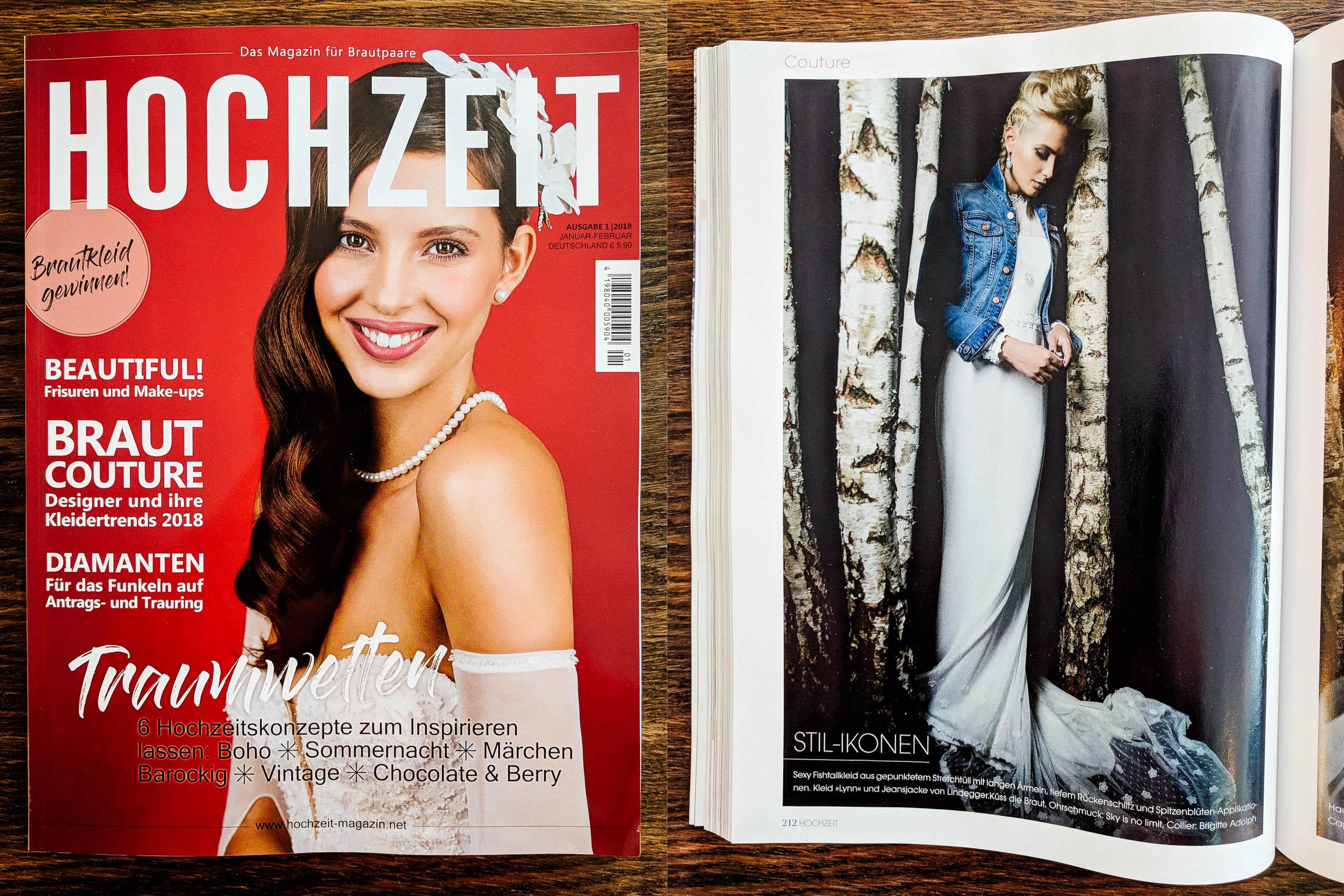Magazin Hochzeit