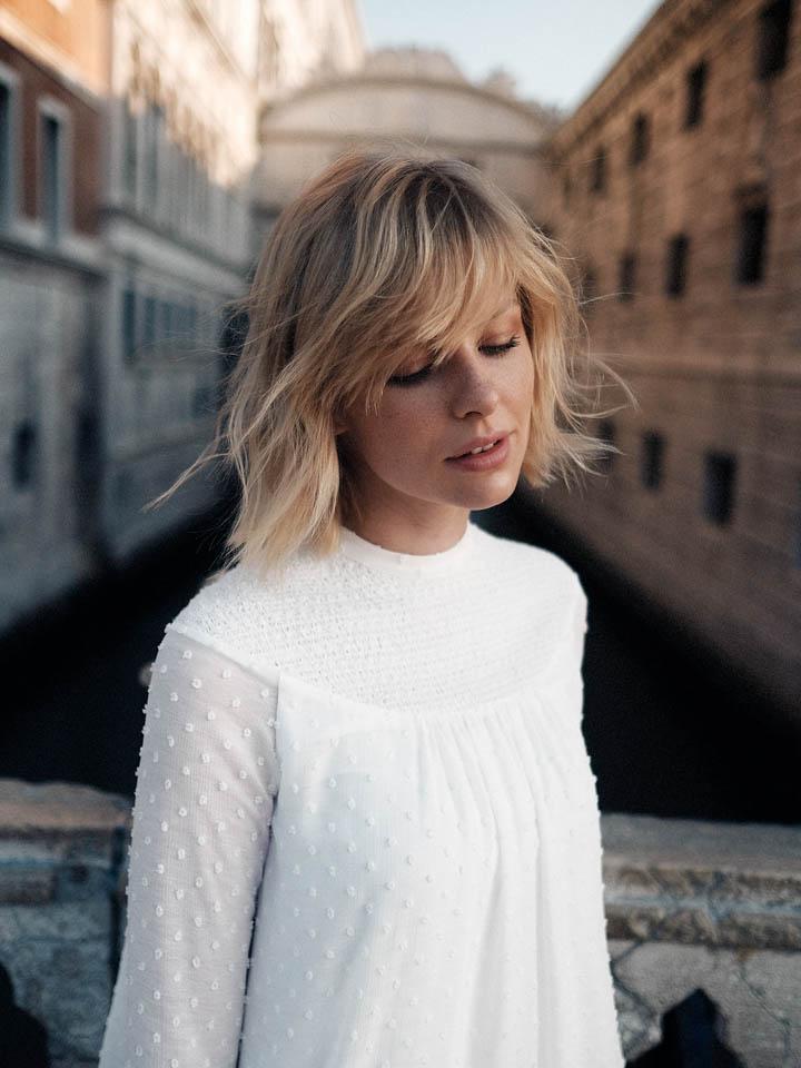 Sommer Brautkleider in Venedig