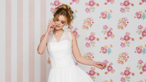 Brautkleider mit Trägern Link