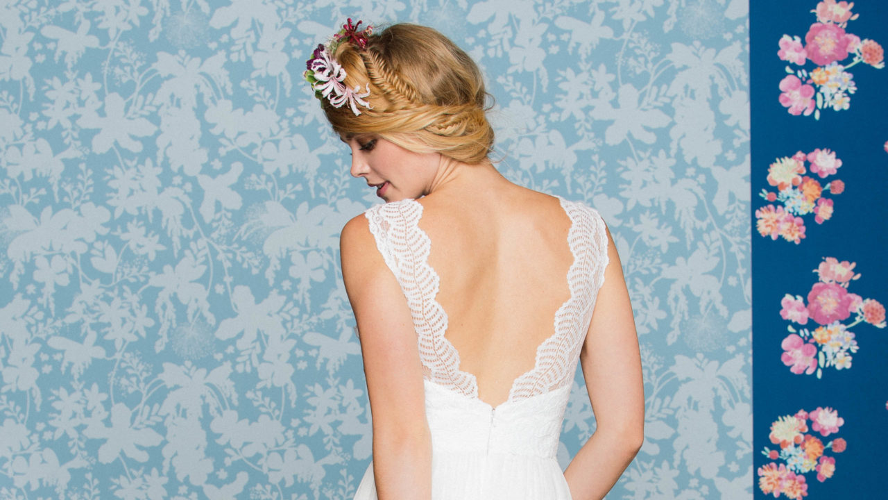 Brautkleider rückenfrei