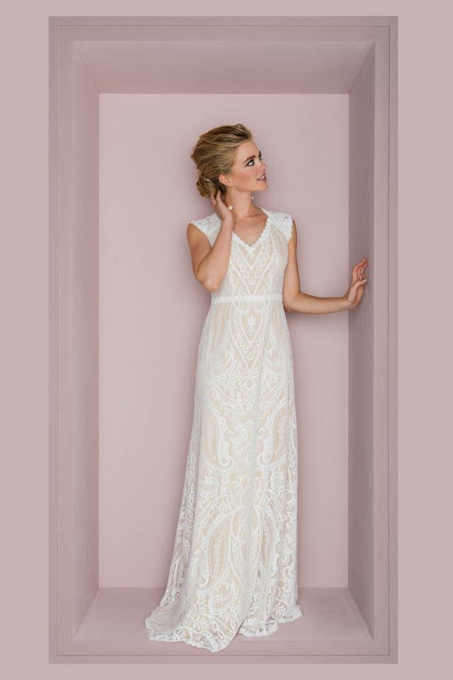 die beste Einstellung günstiger Preis High Fashion Lange Brautkleider – finde dein besonderes küssdiebraut ...
