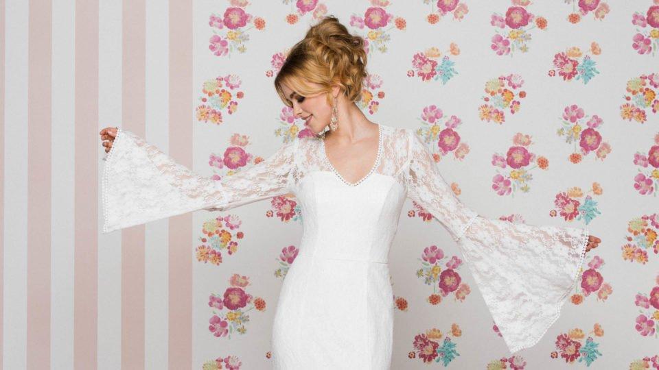 A Brautkleider mit Ärmel - lang, kurz & vielfältig