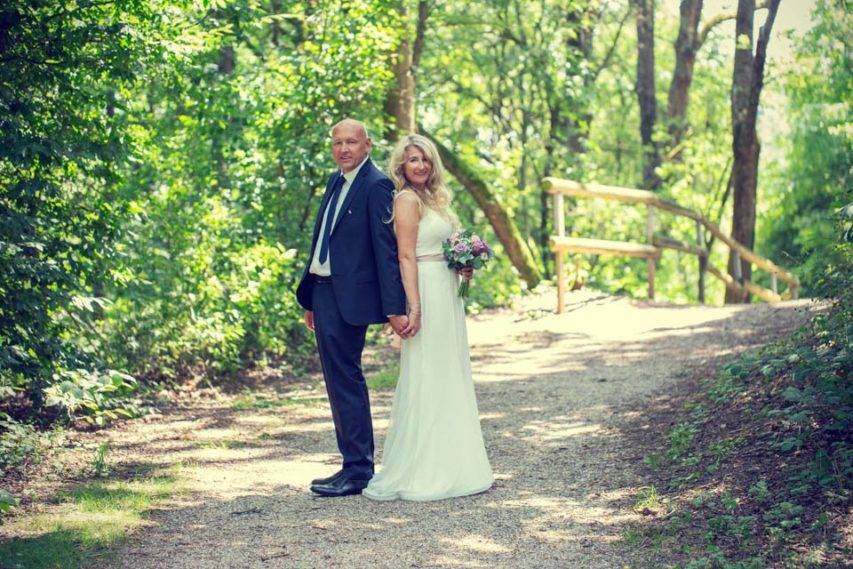 Hochzeit über 50 – Andrea & Jürgen nach 32 Jahren im Liebesglück