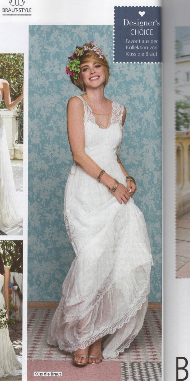 Boho Brautkleid im Hochzeitsplaner