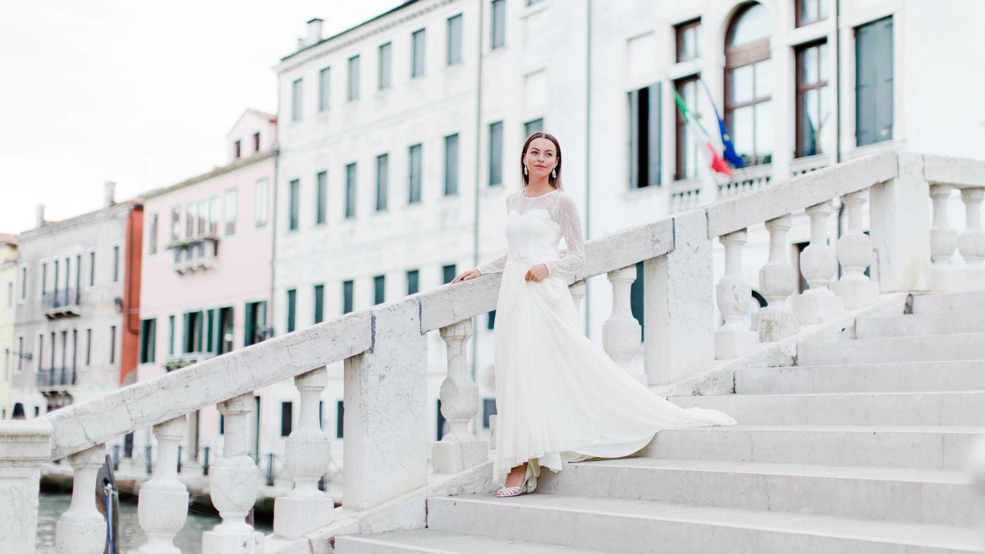 Brautkleider – erlebe die neue küssdiebraut Brautmoden Kollektion