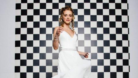 Brautkleider schlicht