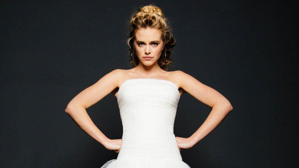 Schulterfreie Brautkleider mit Corsage – trägerlos, feminin & wandelbar