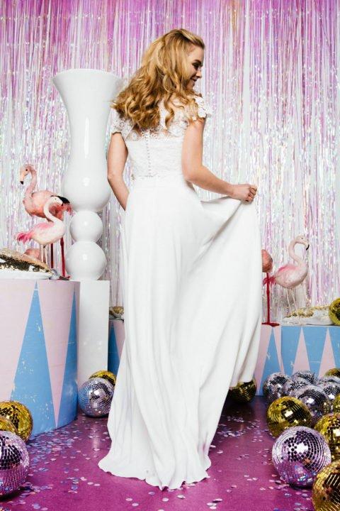 Hochzeitsrock lang