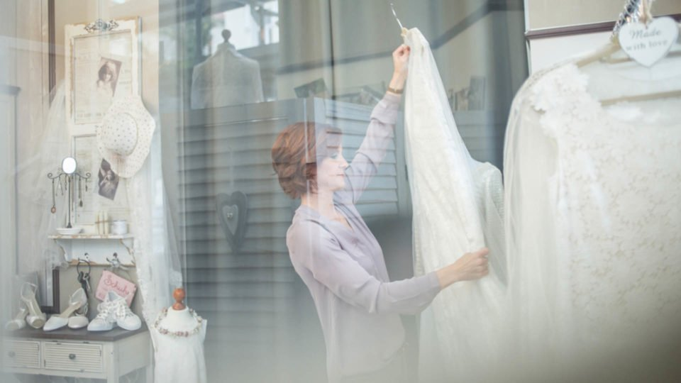 Brautkleider Leipzig Boutique