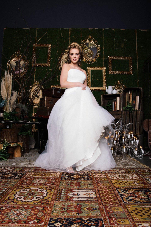 Prinzessinnen Kleid zur Hochzeit