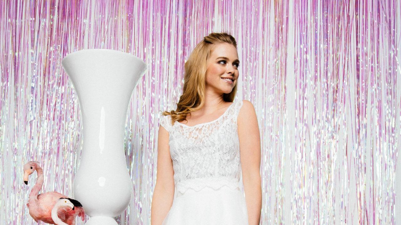 Zuzu Long Tüllrock lang Hochzeit