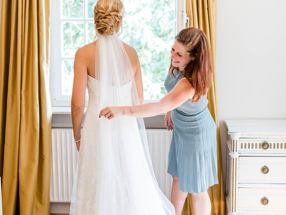 Brautmode bei Münster