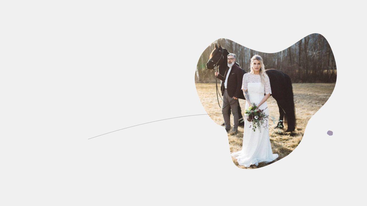 boho brautkleider im hippie style | lässig, leicht, bohème