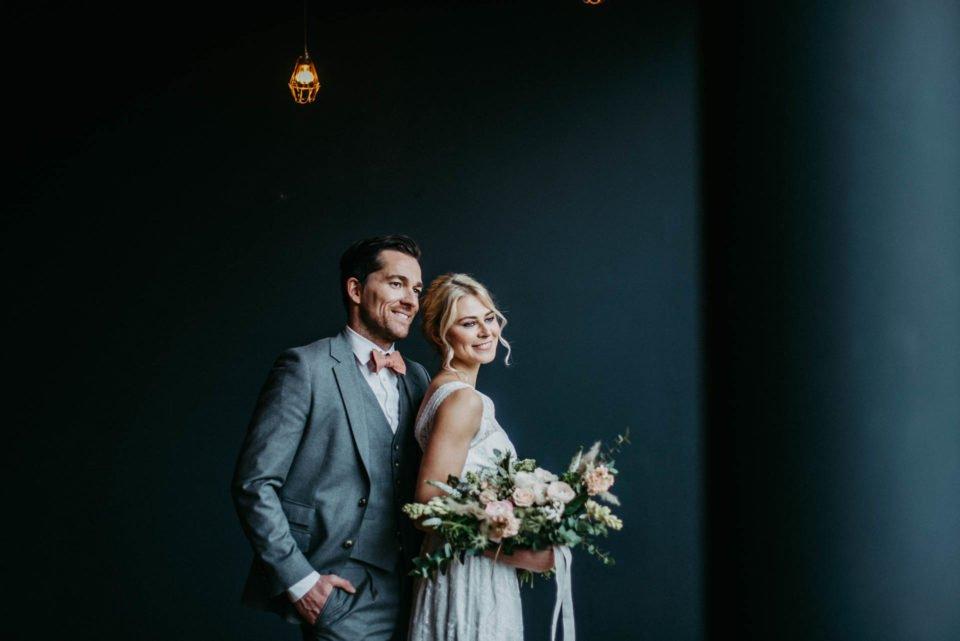 modern heiraten im Factory Hotel Münster
