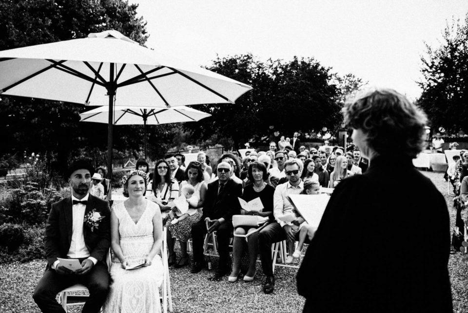September Hochzeit auf Hofgut Dornsberg