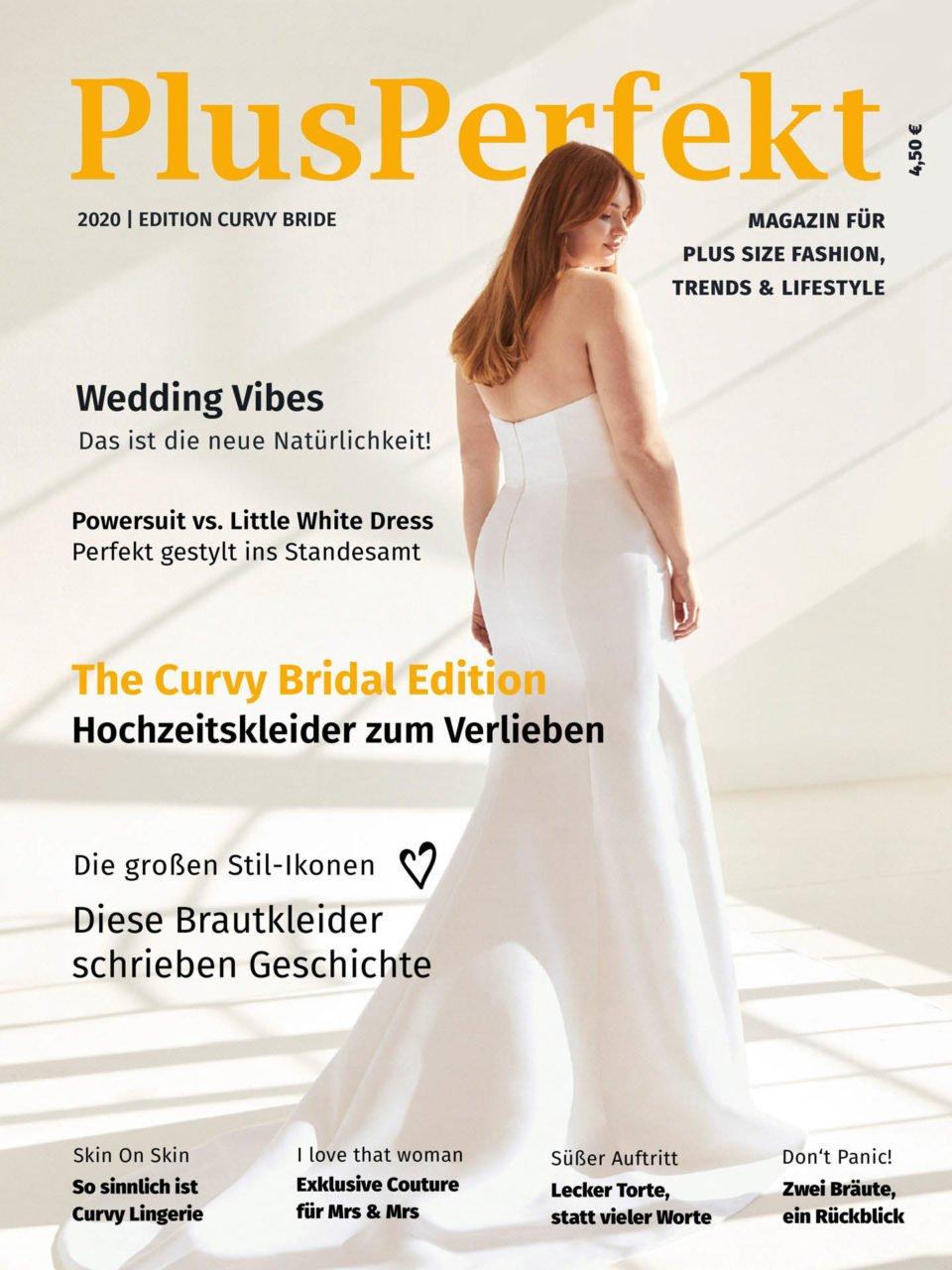 Curvy Bride Edition von PlusPerfekt