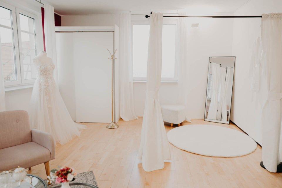 Brautmode bei Sindelfingen