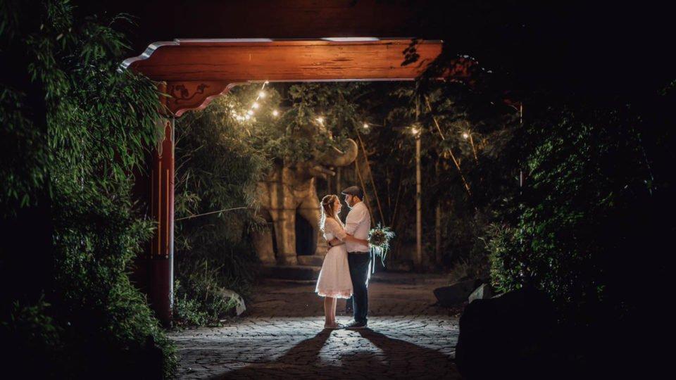 Hochzeit im Juli