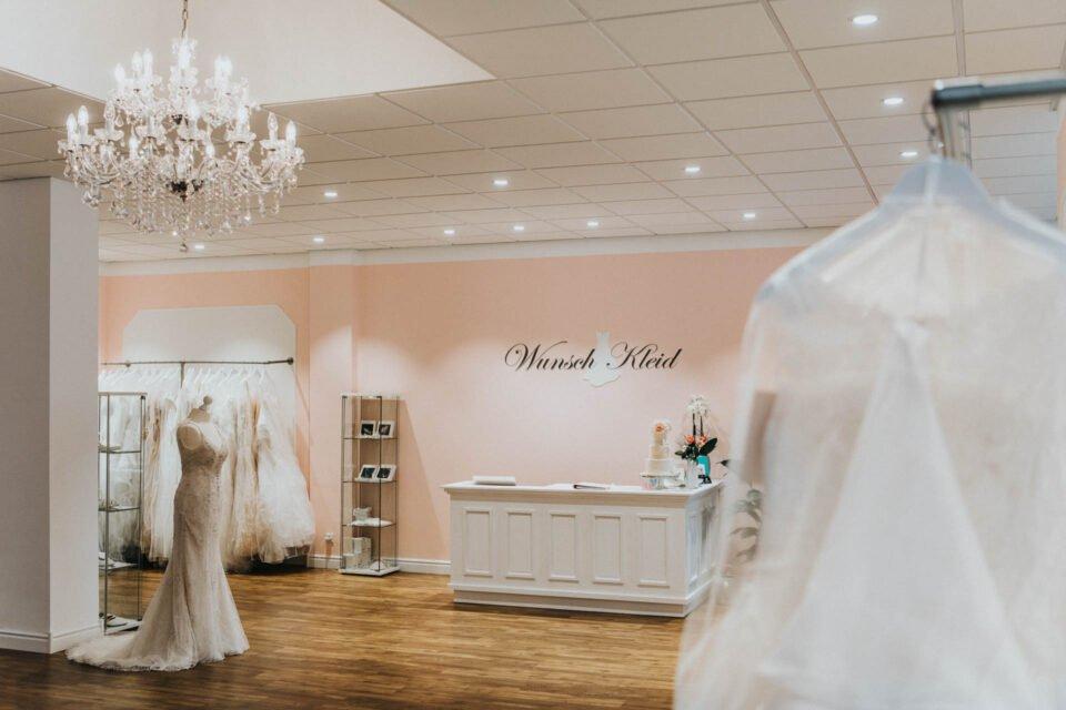 Brautmodengeschäft WunschKleid in Friedberg im Rhein-Main-Gebiet