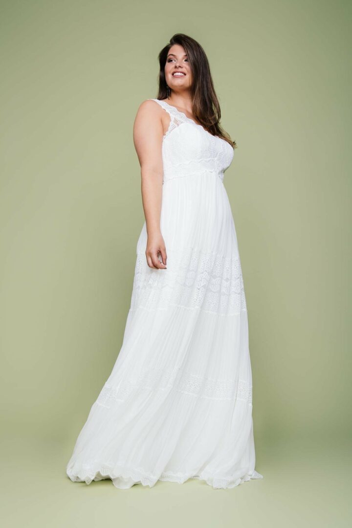 Brautkleid große Größen Amaia