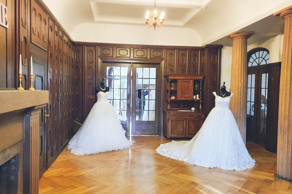 Brautkleider bei Zwickau