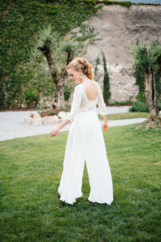 Zweiteilige Brautkleider 2022