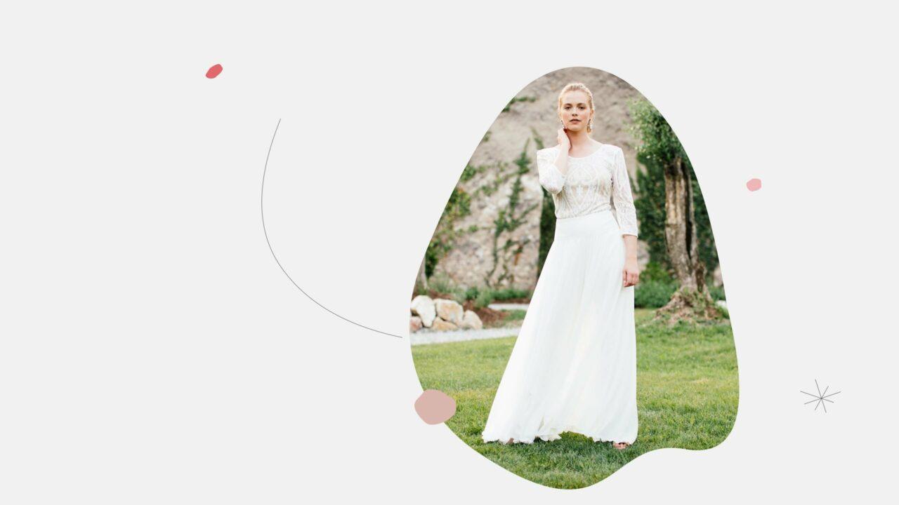 Hosenrock Braut