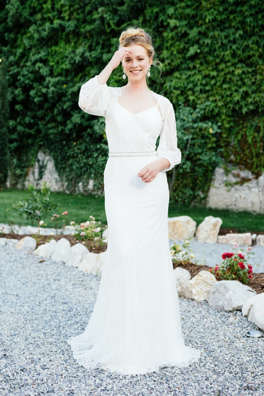 Brautkleid Meerjungfrau Arielle